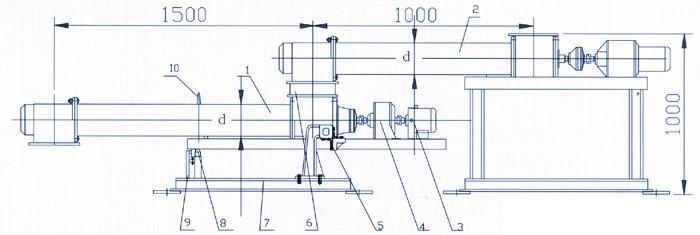 双调节螺旋电子秤-无锡港晖电子有限公司